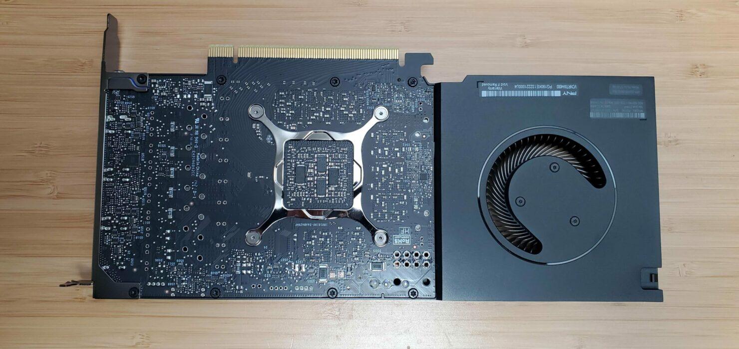 nvidia-rtx-a4000-graphics-card-dissassembly-small-form-factor-mini-itx-pcb-_1