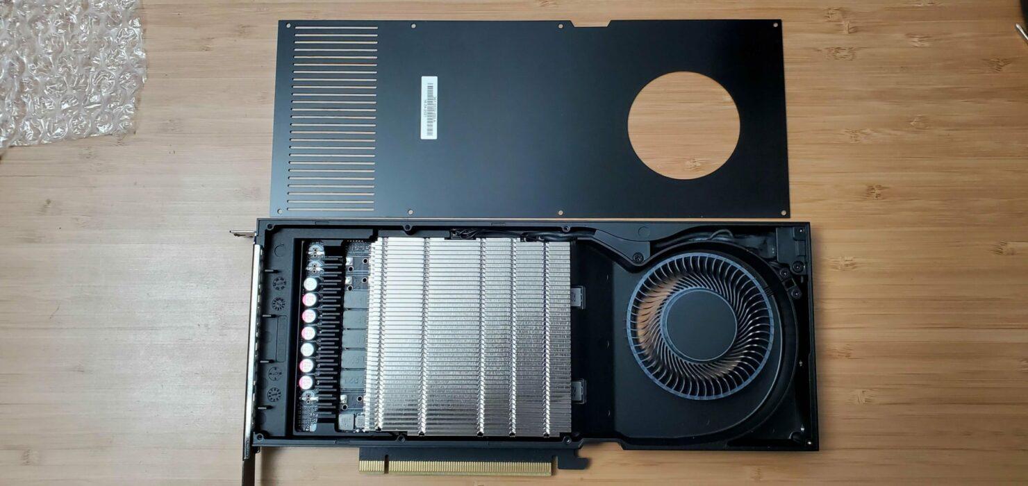 nvidia-rtx-a4000-graphics-card-dissassembly-small-form-factor-mini-itx-pcb-_2