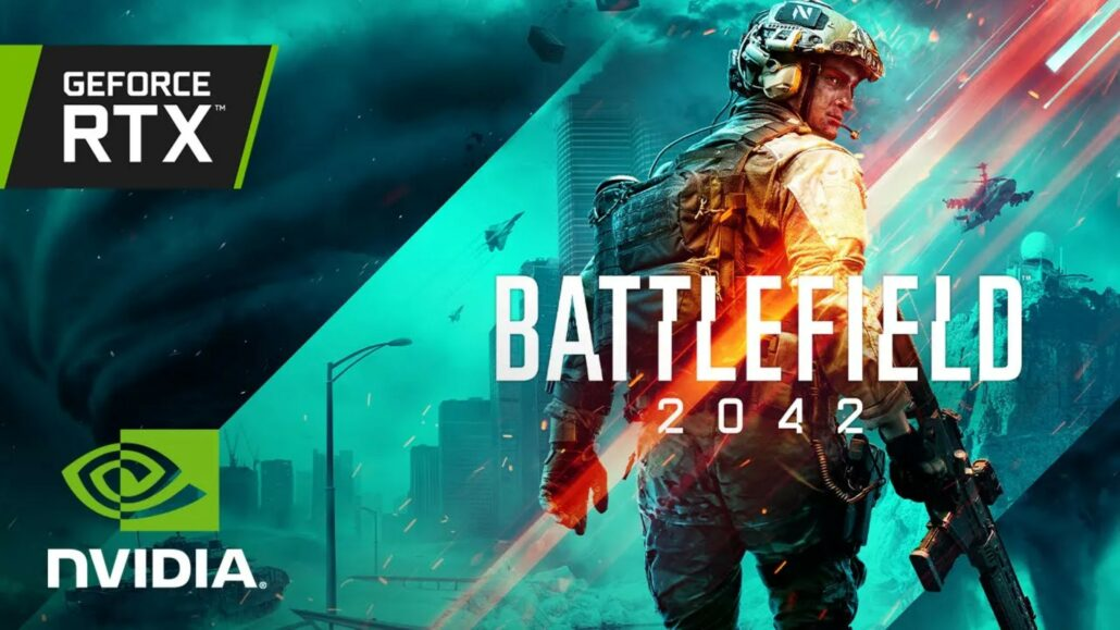 NVIDIA To Bundle GeForce RTX 30 Series Graphics Cards With Battlefield 2042 For Free