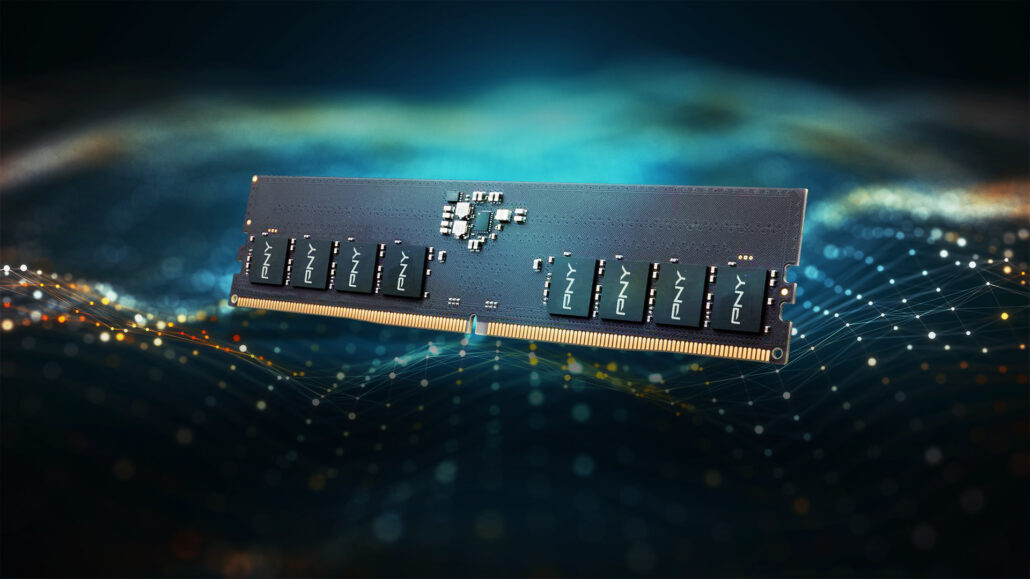 PNY Announces DDR5-4800 Performance Series Memory Kit, XLR8 Gaming Kits Coming Soon Too