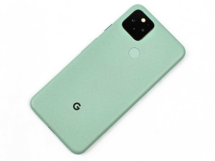 Pixel 5a Frame, Battery Capacity and More Leak out Days Before Official Launch