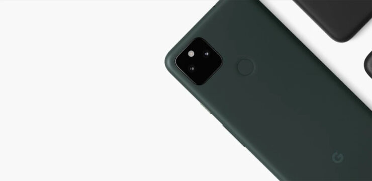 Pixel 5a 5G - Here Is What You Get in the Retail Box