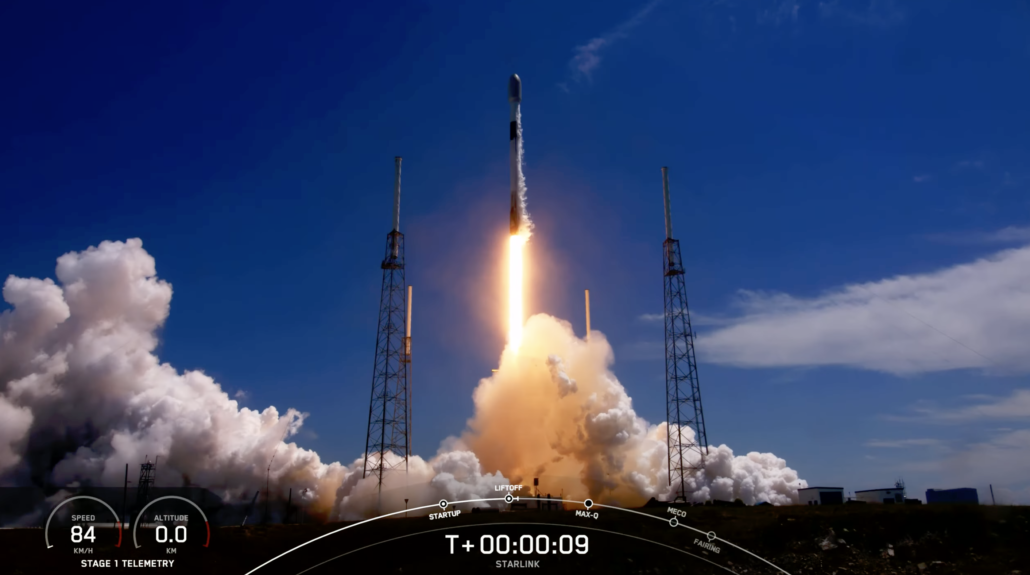 Starlink May 2021 launch