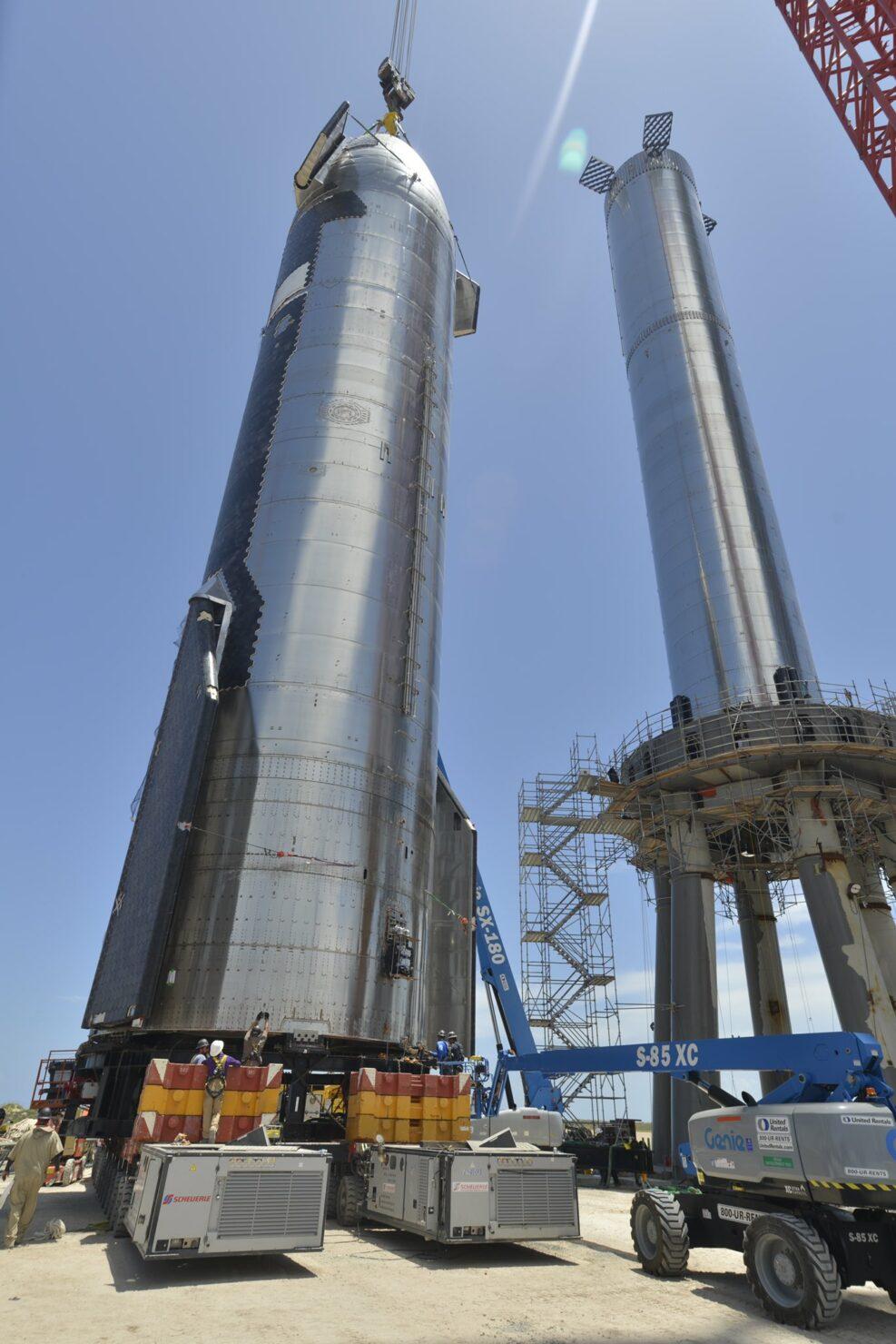 SpaceX Starship Super Heavy