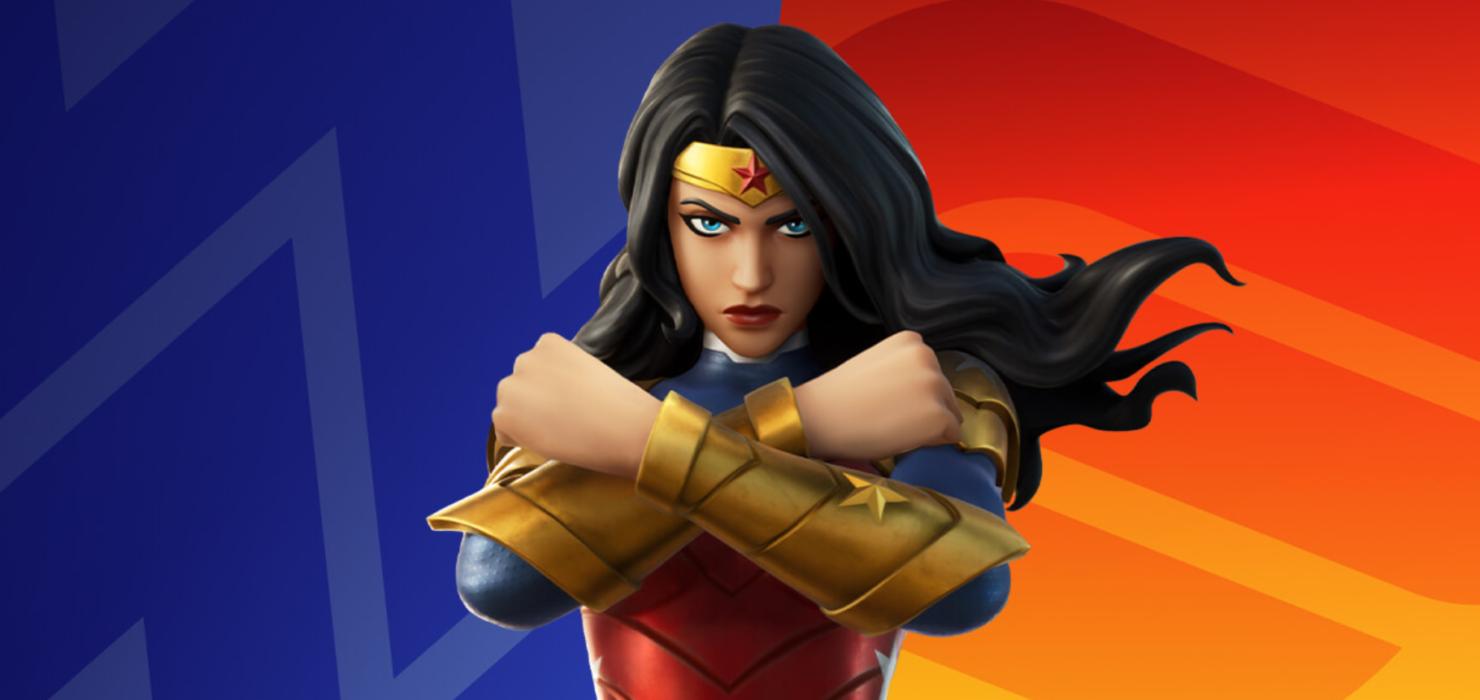 Wonder Woman Fortnite