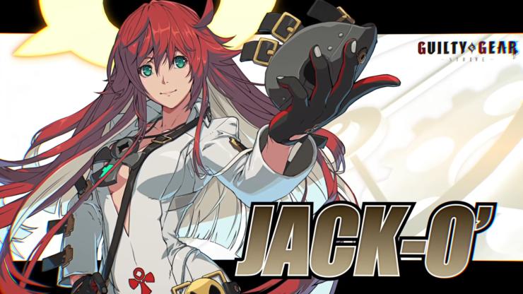 Jack-O Guilty Gear Strive