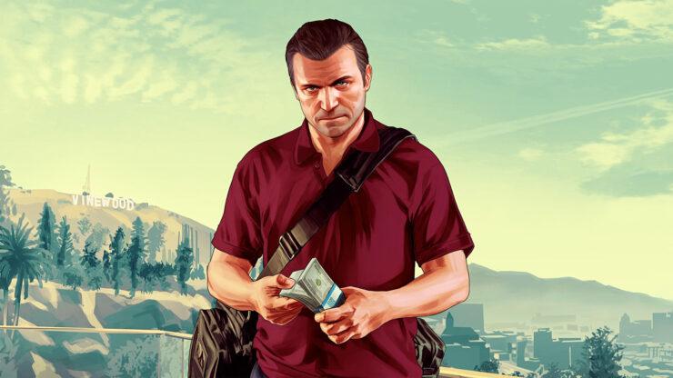GTA V Take-Two Interactive