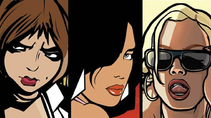 GTA Trilogy Grand Theft Auto