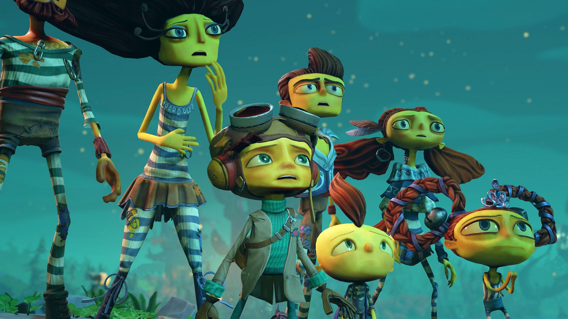 Psychonauts 2 Loads More Than Twice as Fast on Xbox Series X than the  Back-Compat-Only PS5