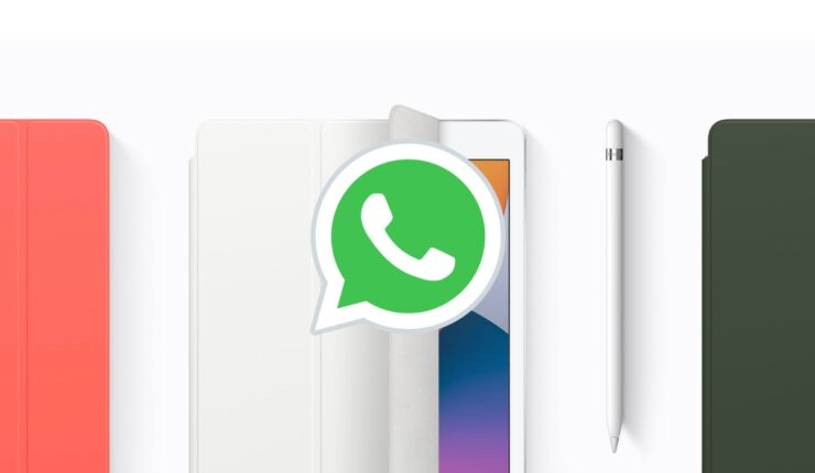 WhatsApp for iPad app incoming