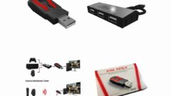 XIM Apex Keyboard & Mouse Controller Adapter Converter for Gaming Systems