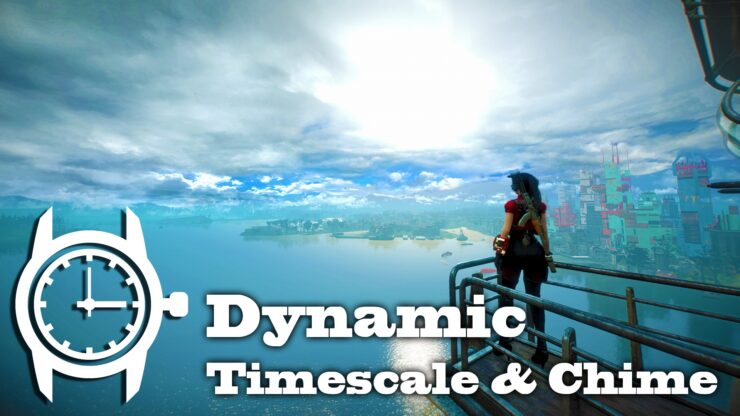 fallout 4 dynamic timescale mod