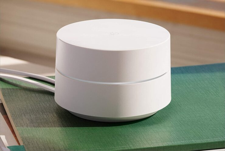 Save $50 on Google Wifi 3 pack of routers