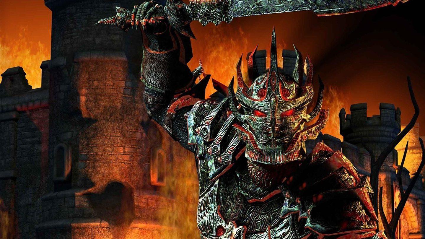 heavily-Modded 4K The Elder Scrolls IV Oblivion