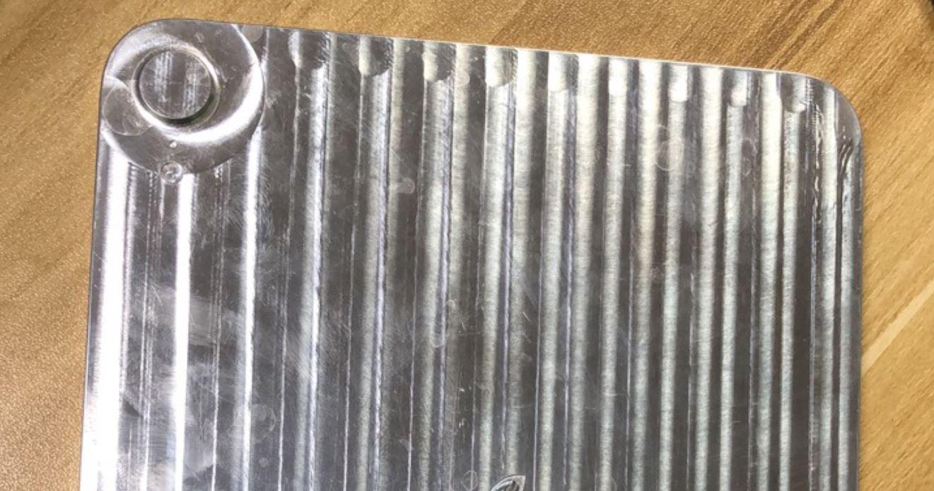 iPad mini 6 mold images