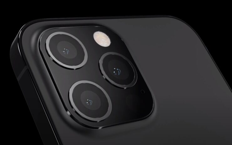 iPhone 13 camera features ProRest for video and Portrait mode