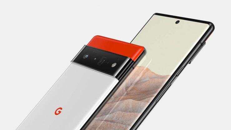 Google Pixel 6 Pro 23W wireless charging speed