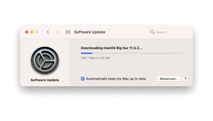 Download the latest macOS 11.5.2 Big Sur update now