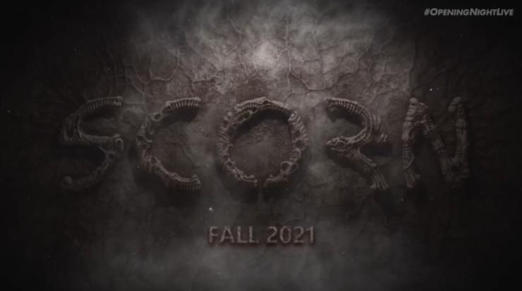 scorn fall 2021 release