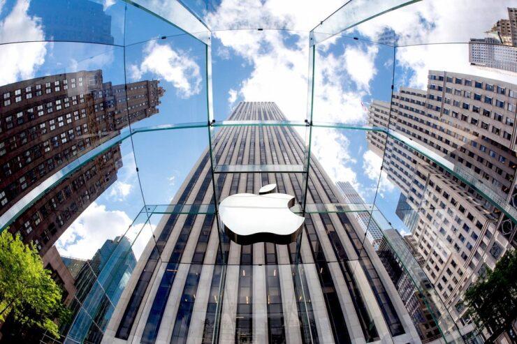 Apple Fortune Global 500 Rankings
