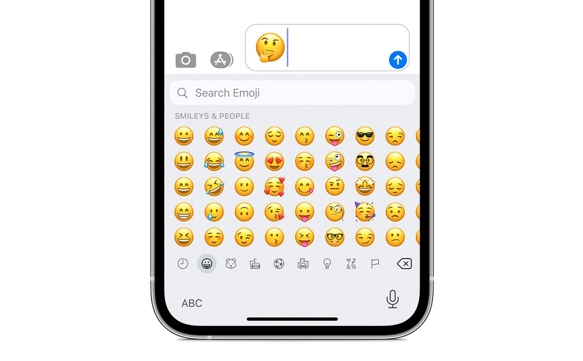 Learn to search for emoji on iPhone and iPad