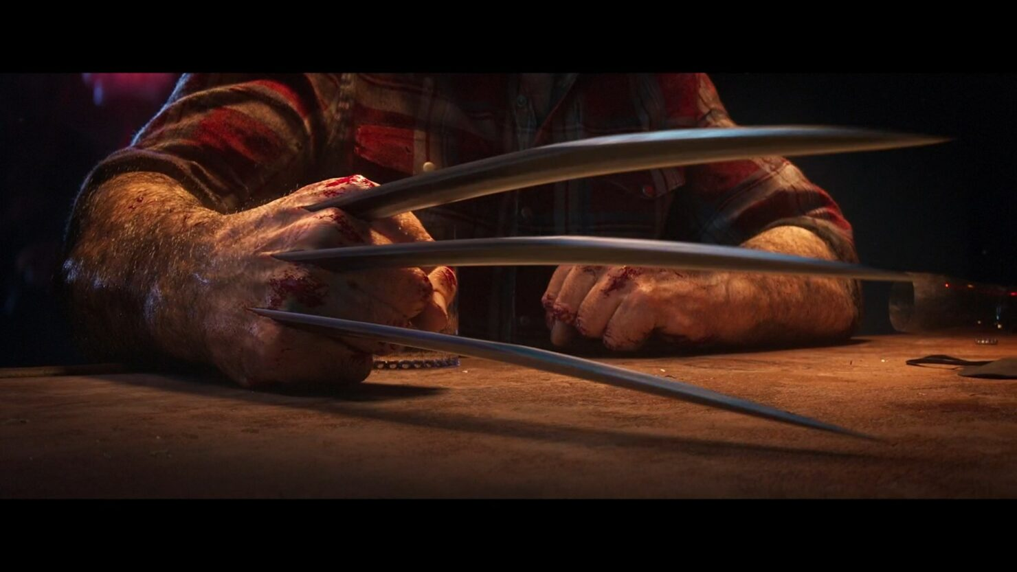 Insomniac Games Wolverine PS5
