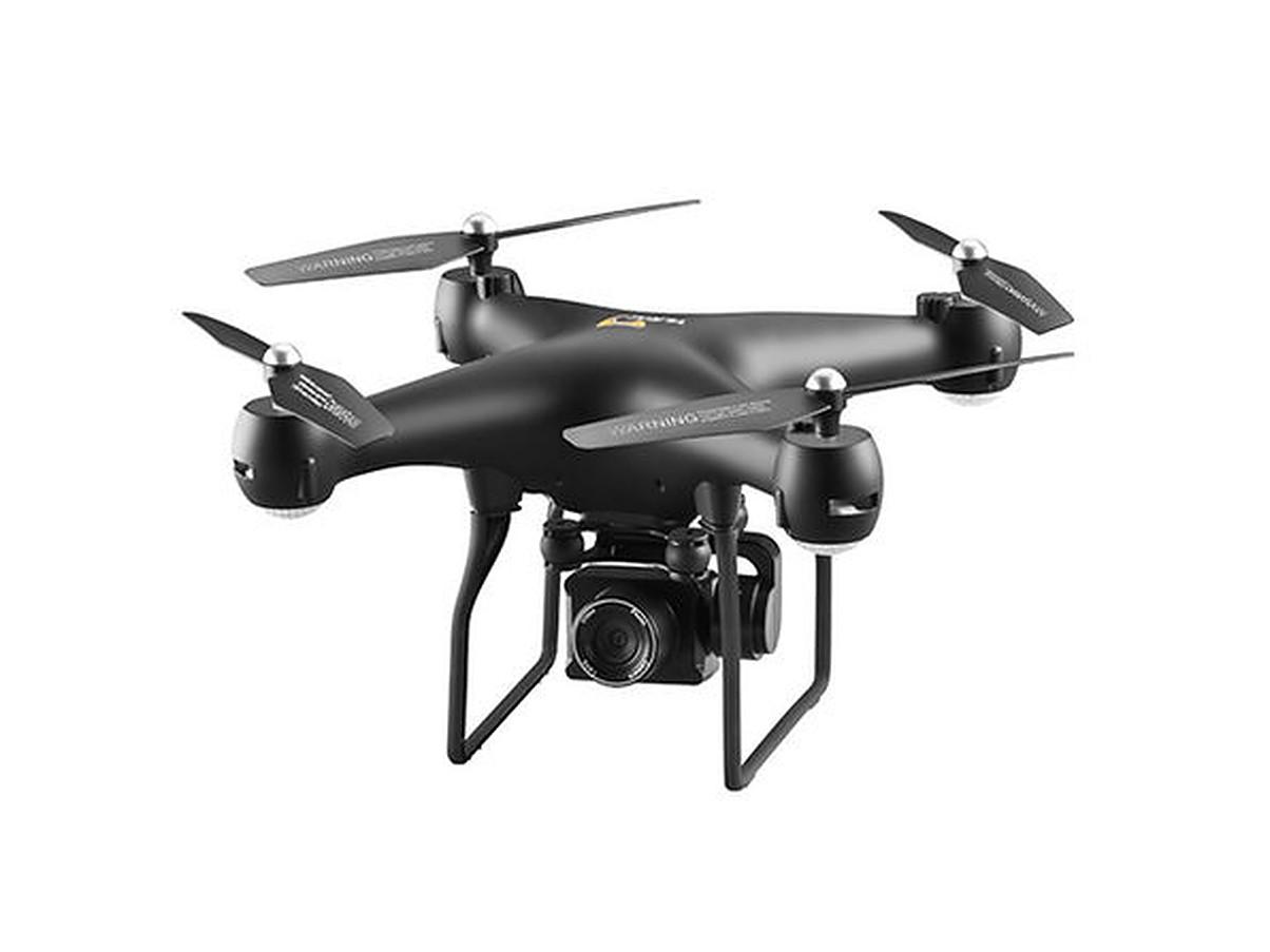 Black YLR/C S32T HD 4K Single Camera Drone