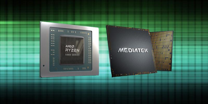 AMD & MediaTek Rumored To Create Joint Venture