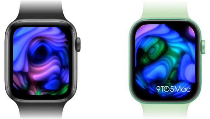 Apple Watch Display Size