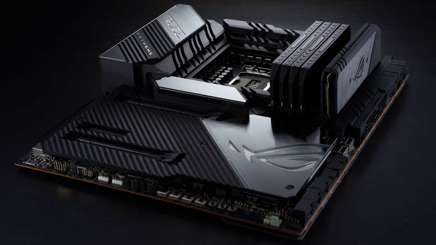 Intel Core i9-12900 Alder Lake CPU Tested on ASUS's Flagship ROG Maximus Z690 Extreme Motherboard