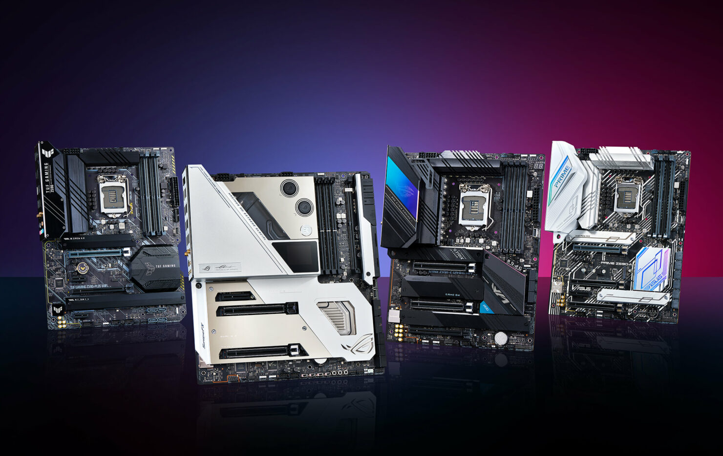 ASUS Z690 Motherboard Lineup Leaks Out – ROG Maximus XIV, ROG STRIX, TUF Gaming & PRIME Series