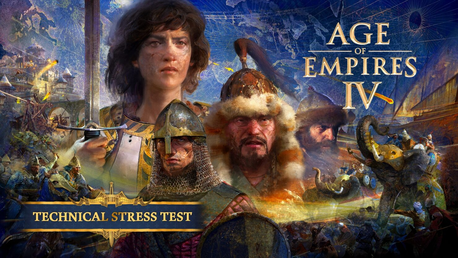 Age of Empires IV Stress Test