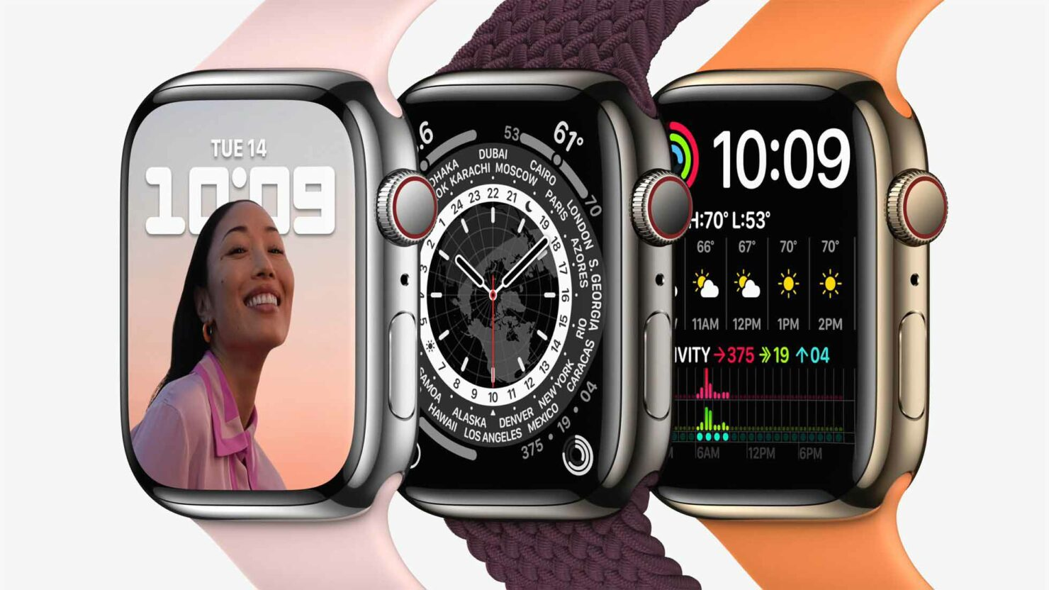 Apple Watch Series 7 Can Wirelessly Transfer Data Thanks to a New Module, but the Feature Is Locked for Some Reason