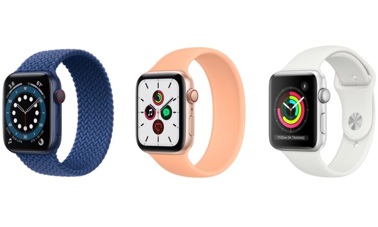 Apple Watch Series 7 bands not compatible with older models