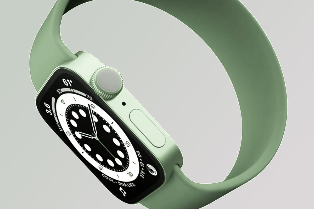 Apple Watch Series 7 to See Major Battery Life Improvement Since the Original Apple Watch