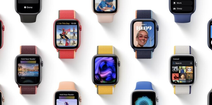 watchOS 8 release date officially announced