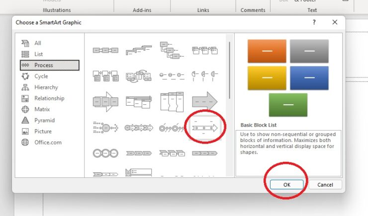 Create Timeline Chart PowerPoint