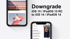 downgrade-ios-15-rc-to-ios-14