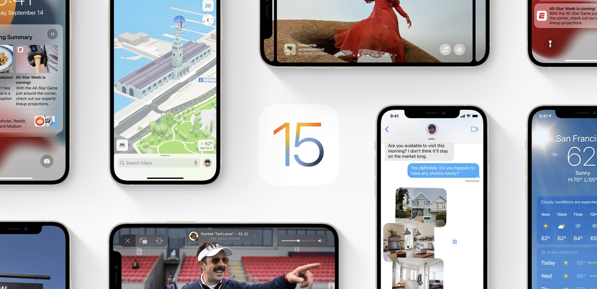 iOS 15.0.1 is now available to download with bug fixes