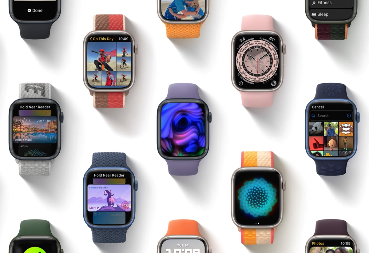 Download watchOS 8 final update for compatible Apple Watch devices