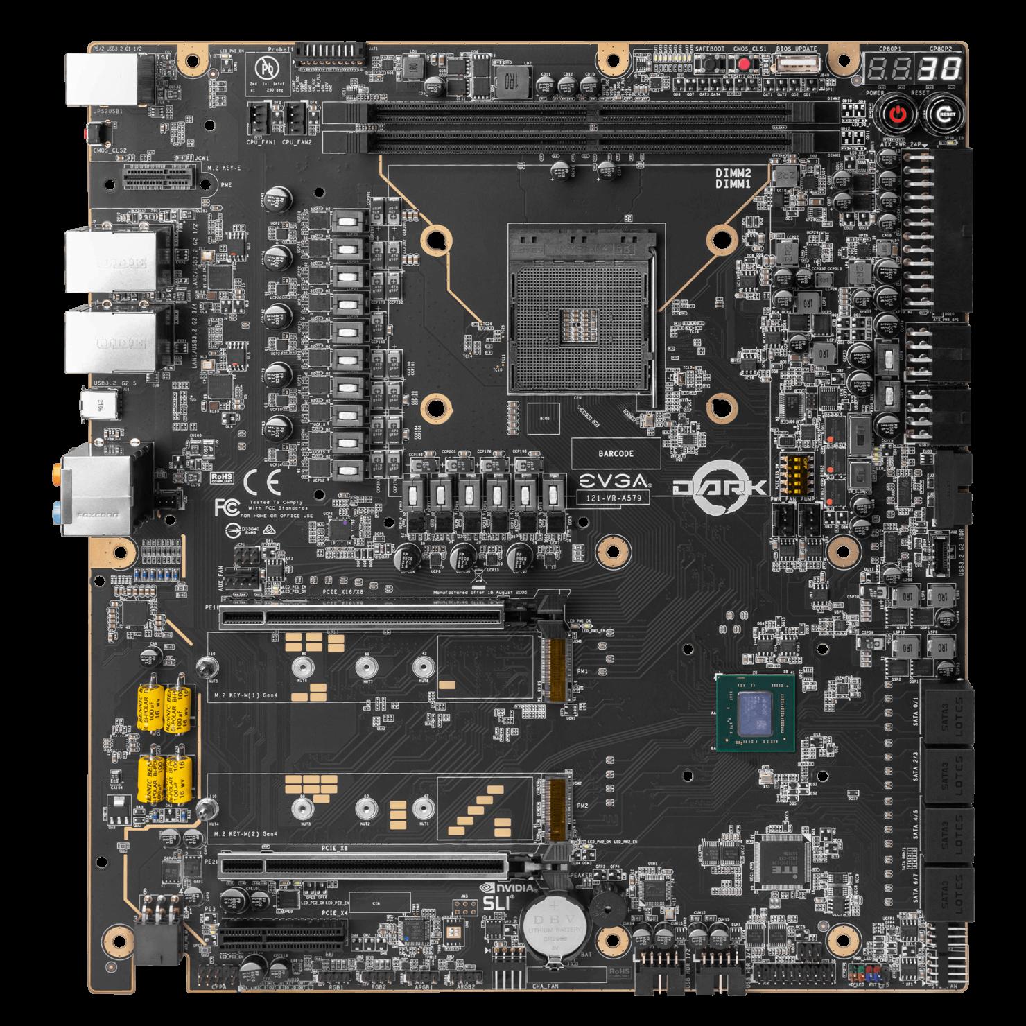 evga-x570-dark-motherboard-pcb-nude