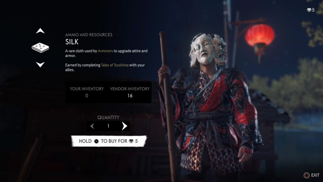 Ghost of Tsushima Director's Cut Update 2.10