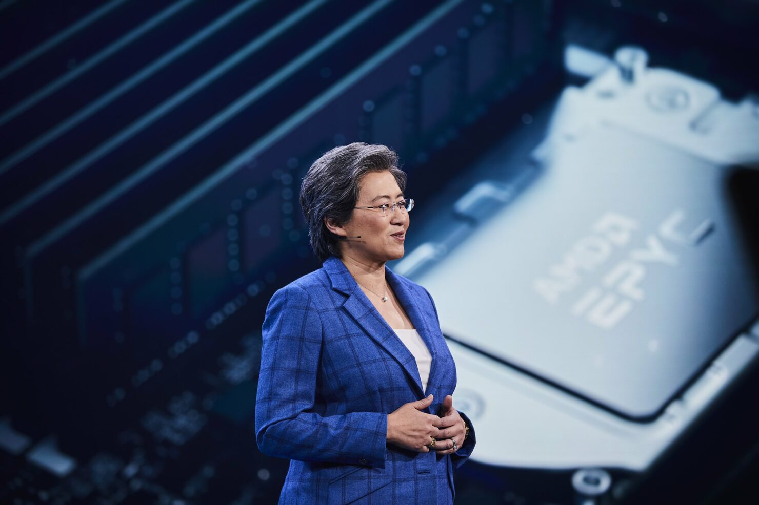 IEEE Robert N. Noyce Medal Awarded To AMD CEO Dr. Lisa Su For Pushing The Semiconductor Industry Forward