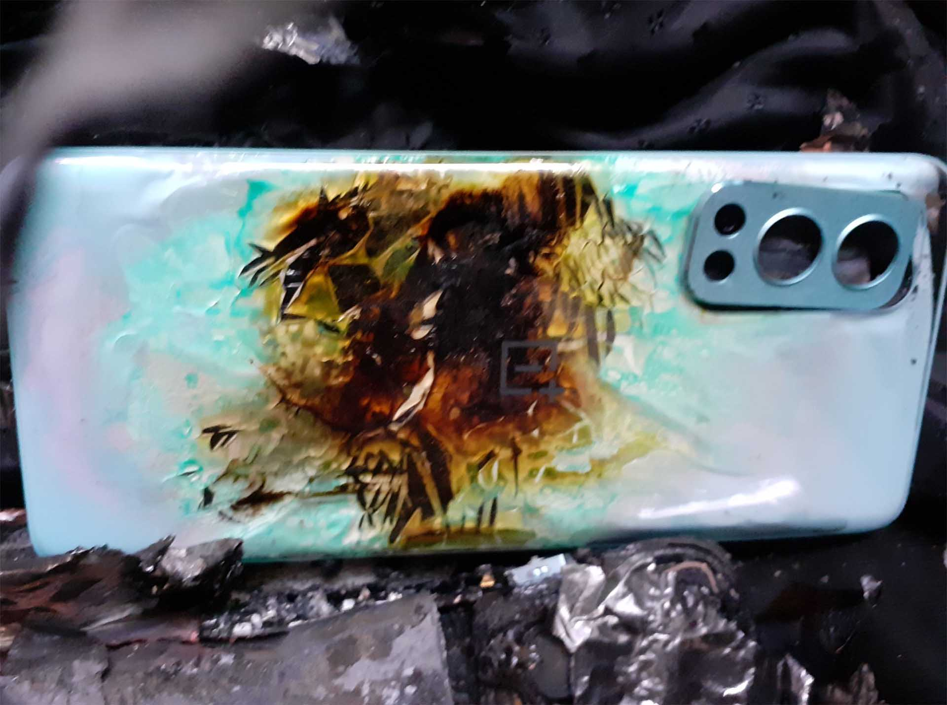 OnePlus Sends 'Cease and Desist' Letter to Customer Over Exploded Nord 2