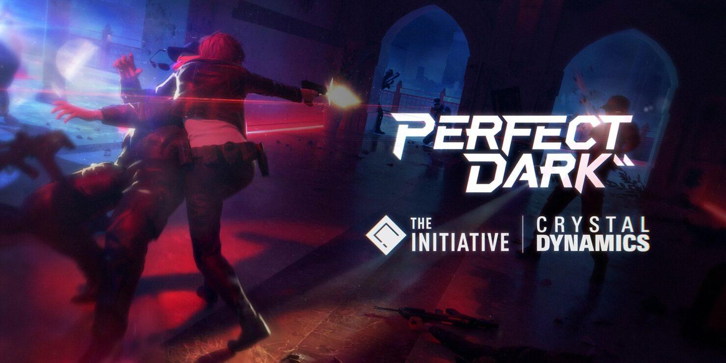 Perfect Dark The Initiative Crystal Dynamics