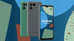 Fairphone 4 Goes Official with Snapdragon 750G, IP54 Rating, and 5-Year Warranty