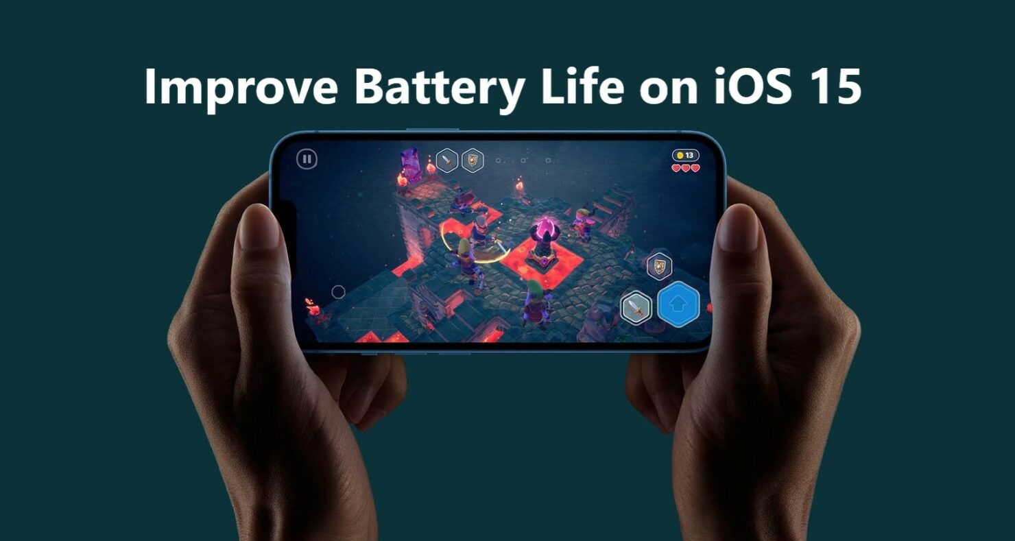 How to fix battery drain issue on iPhone running iOS 15 and improve life