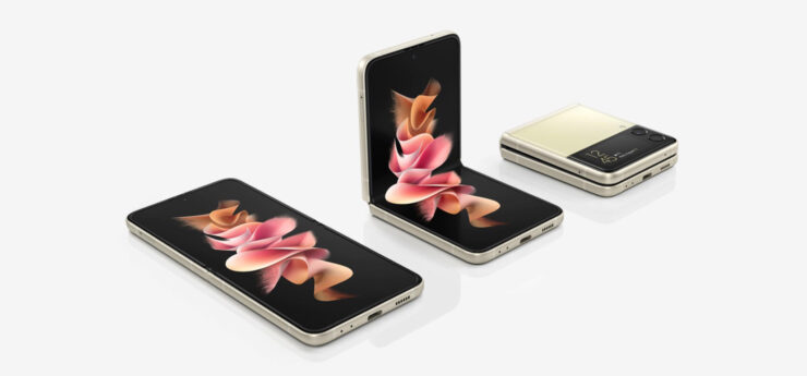 Galaxy Z Flip 3 to Be the Best-Selling Foldable Smartphone in 2021, Says Display Analyst