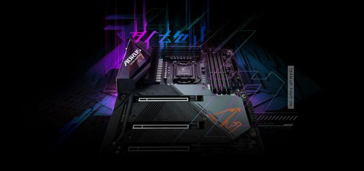 Gigabyte Z690 AORUS Motherboards Listed Online, Include Z690 AORUS Master & Z690 AORUS Elite
