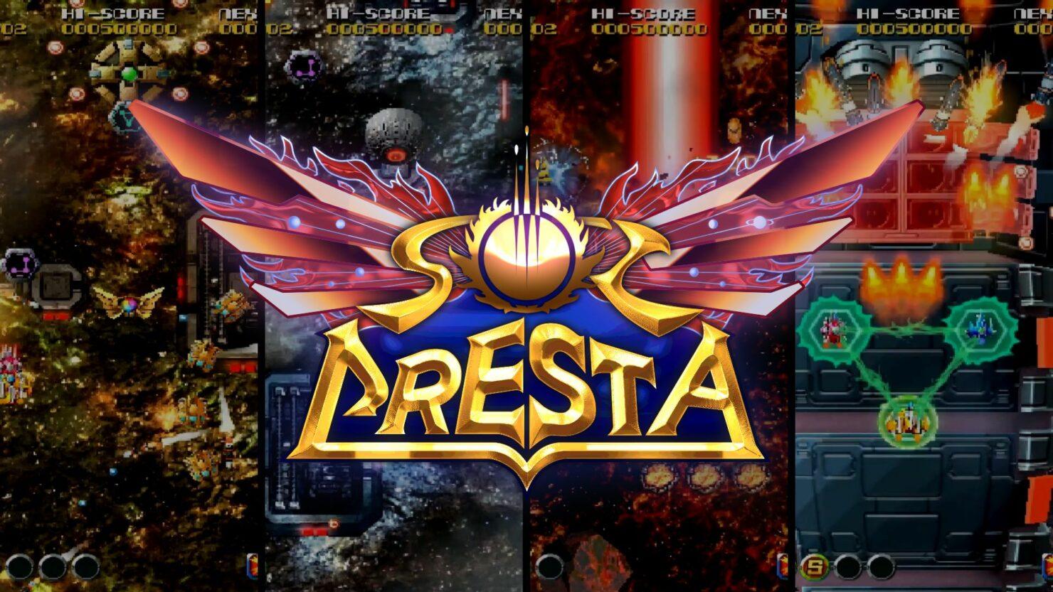 Sol Cresta PlatinumGames